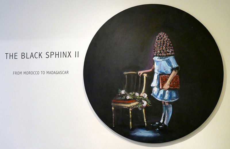 Primo Marella Gallery THE BLACK SPHINX II, From Morocco to Madagascar