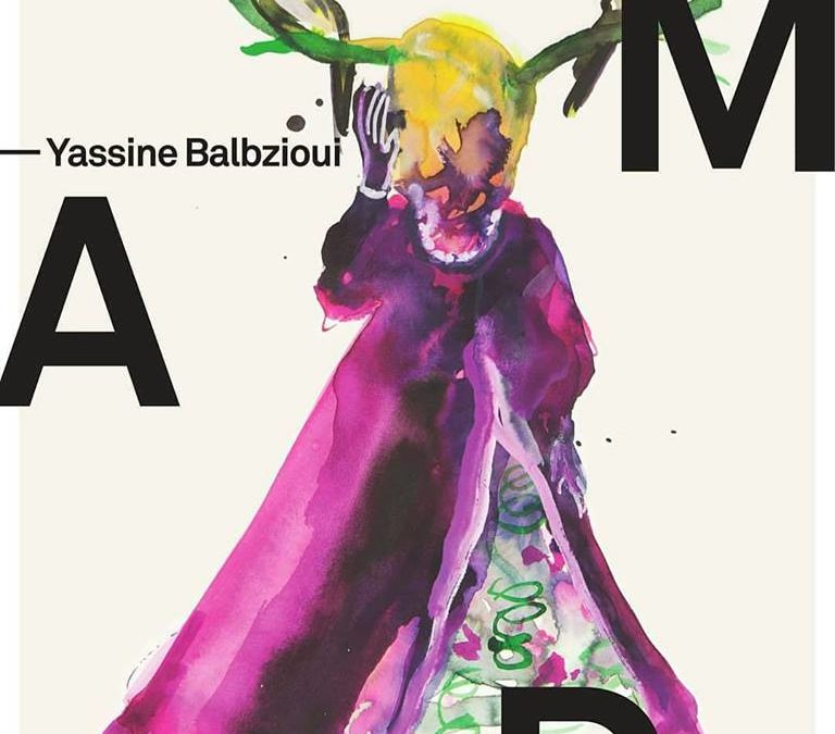 Solo show «MAD» Iwalewahaus Museum